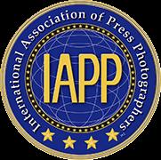 International Association of Press Photographers logo